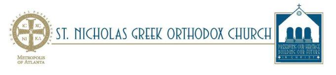 St. Nicholas Greek Orthodox Church in Spartanburg, SC